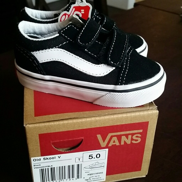 6db3c1790223 Vans old skool baby toddler